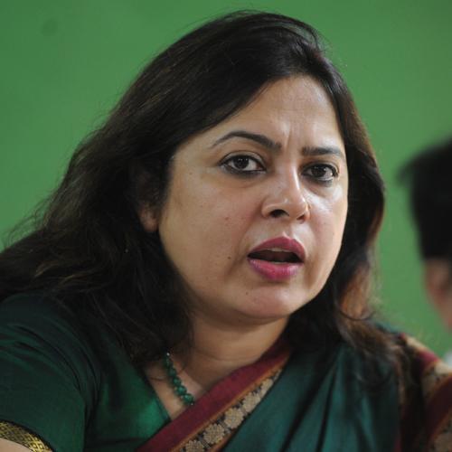 Congress For Stern Action Against Meenakshi Lekhi For Revealing