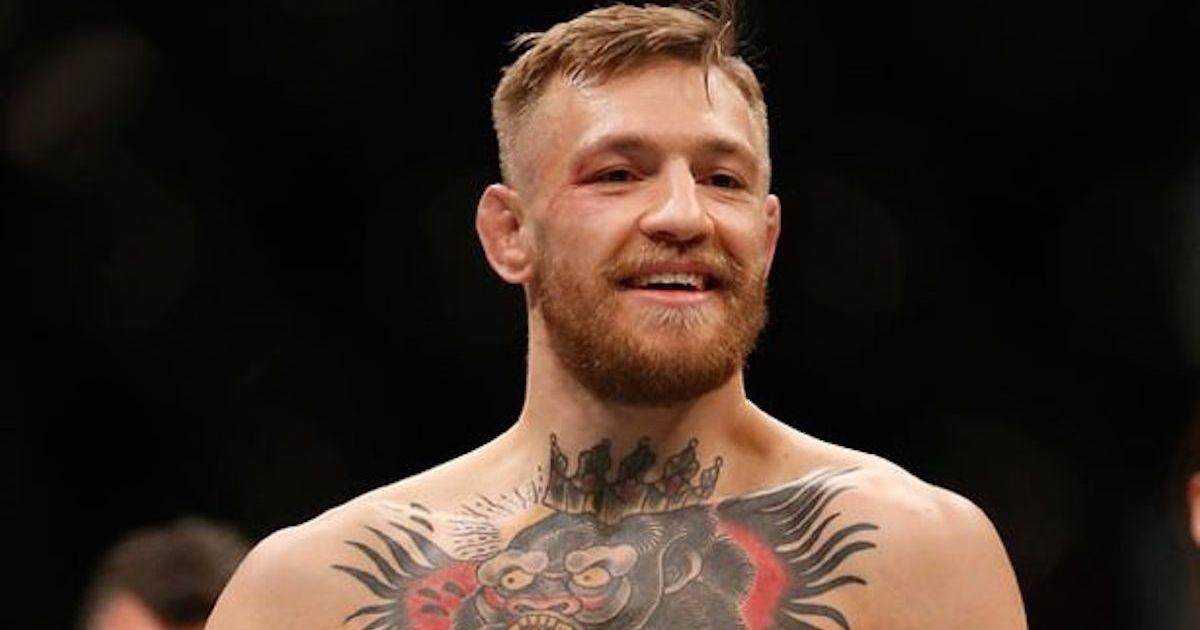 Conor McGregor Fires Shots At UFC Rivals In Previously Unseen MMA
