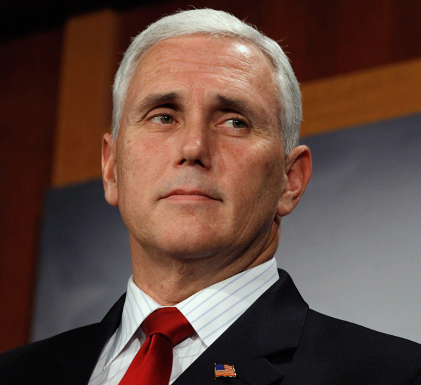 Conservatives Rally Around Mike Pence For Vice President   Power Line