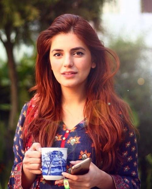 Contact Momina Mustehsan