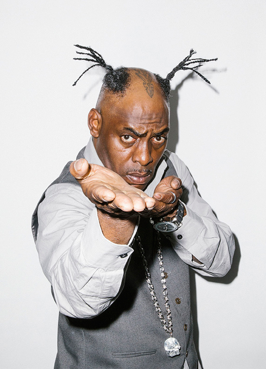 Coolio Is Still Mad His Kurt Cobain Collab Never Happened (and Other