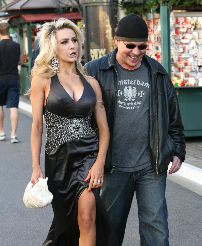 Courtney Stodden & Doug Hutchison At The Grove - Courtney Stodden