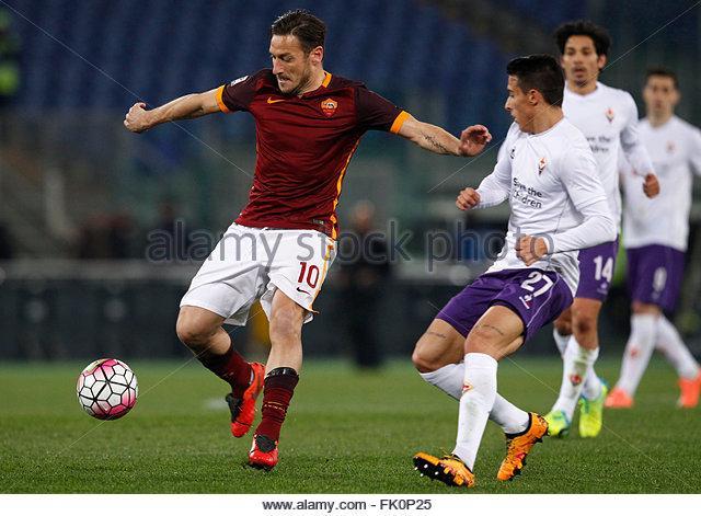 Cristian Totti Stock Photos & Cristian Totti Stock Images - Alamy