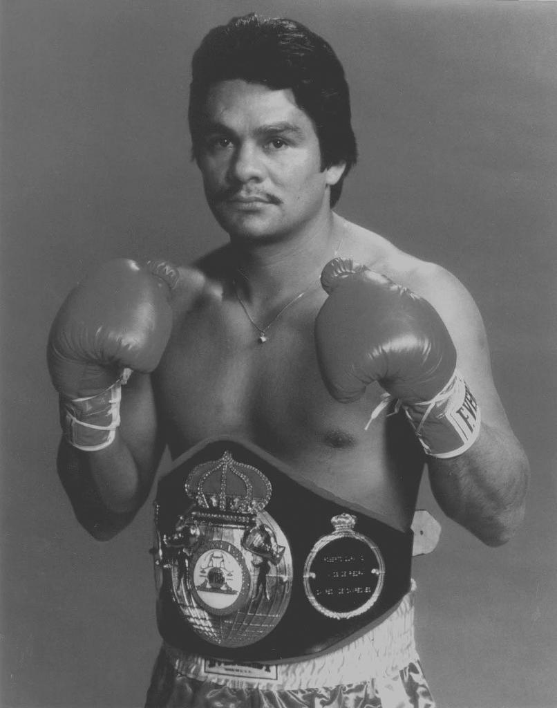 Cyber Boxing Zone -- Roberto Duran