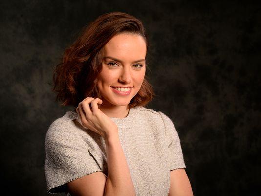 Daisy Ridley Rides High In 'Star Wars' Galaxy