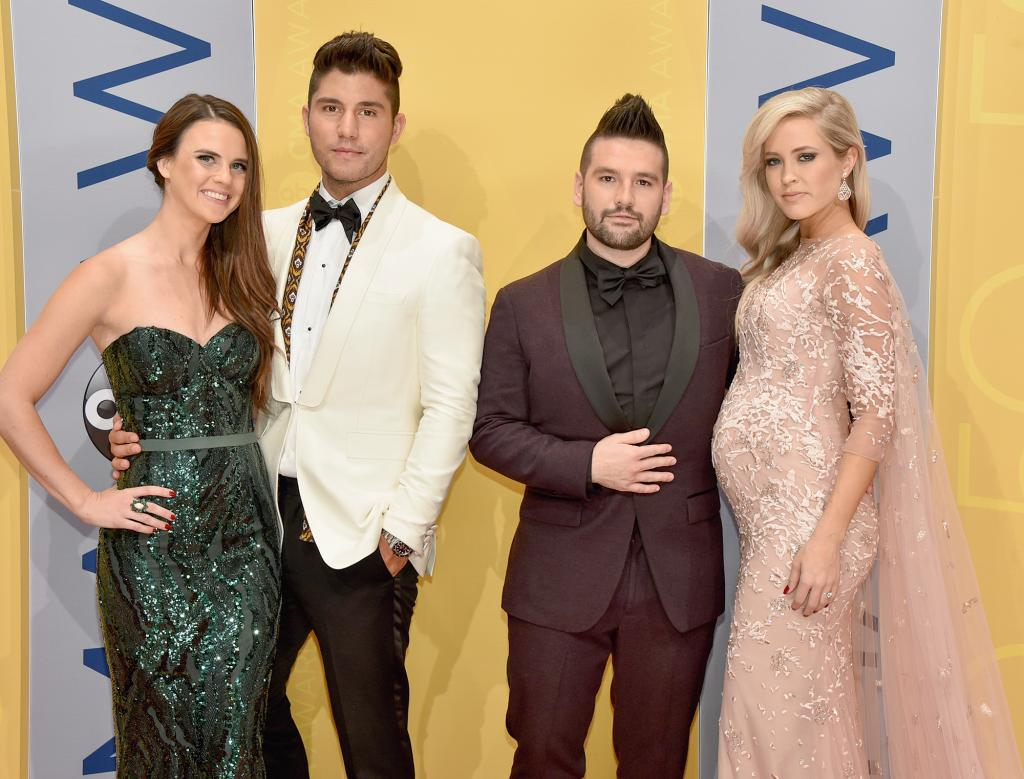 Dan Smyers Of Dan + Shay Engaged To Abby Law