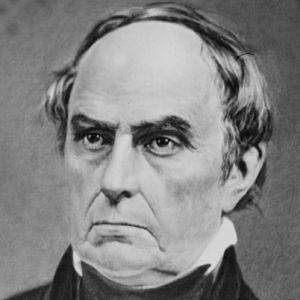 Daniel Webster - Government Official, U.S. Representative, Lawyer