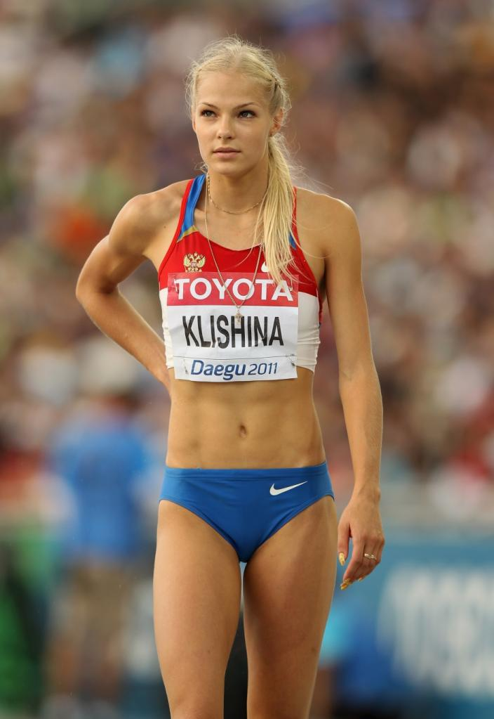 Darya Klishina HD photos