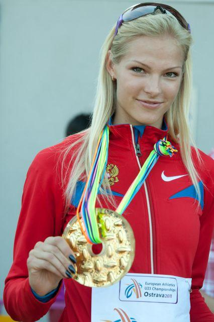 Darya Klishina - Wikipedia, The Free Encyclopedia