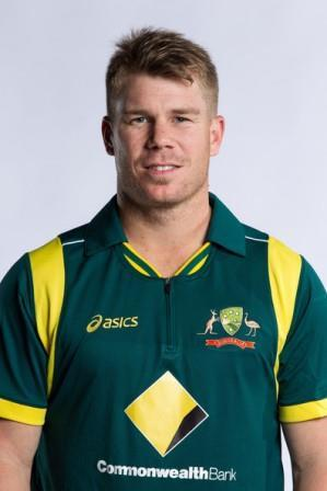 David Warner Height, Weight, Age, Wife & More - StarsUnfolded