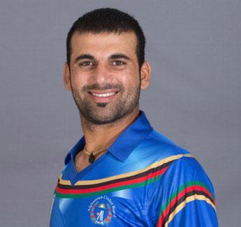 Dawlat Zadran - Cricket Representing Afghanistan, Stats And Profile