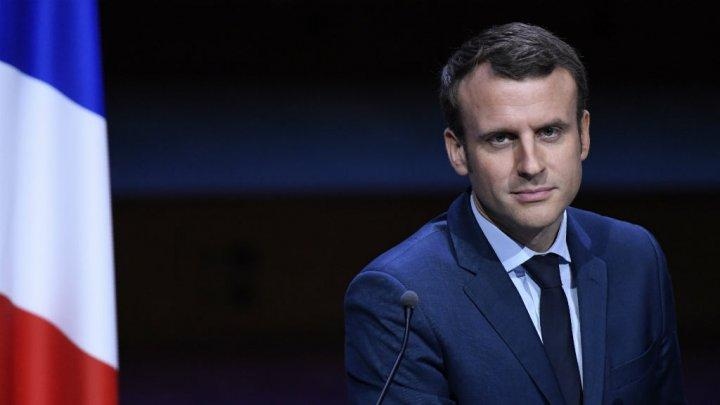 Defections Boost Support For Centrist Presidential Hopeful Macron