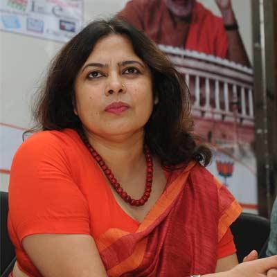 Delhi's Lone Woman MP Meenakshi Lekhi Got Less Votes Than AAP's