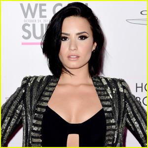 Demi Lovato Says She's Quitting Twitter & Instagram   Demi Lovato