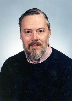 Dennis Ritchie - Engineering And Technology History Wiki