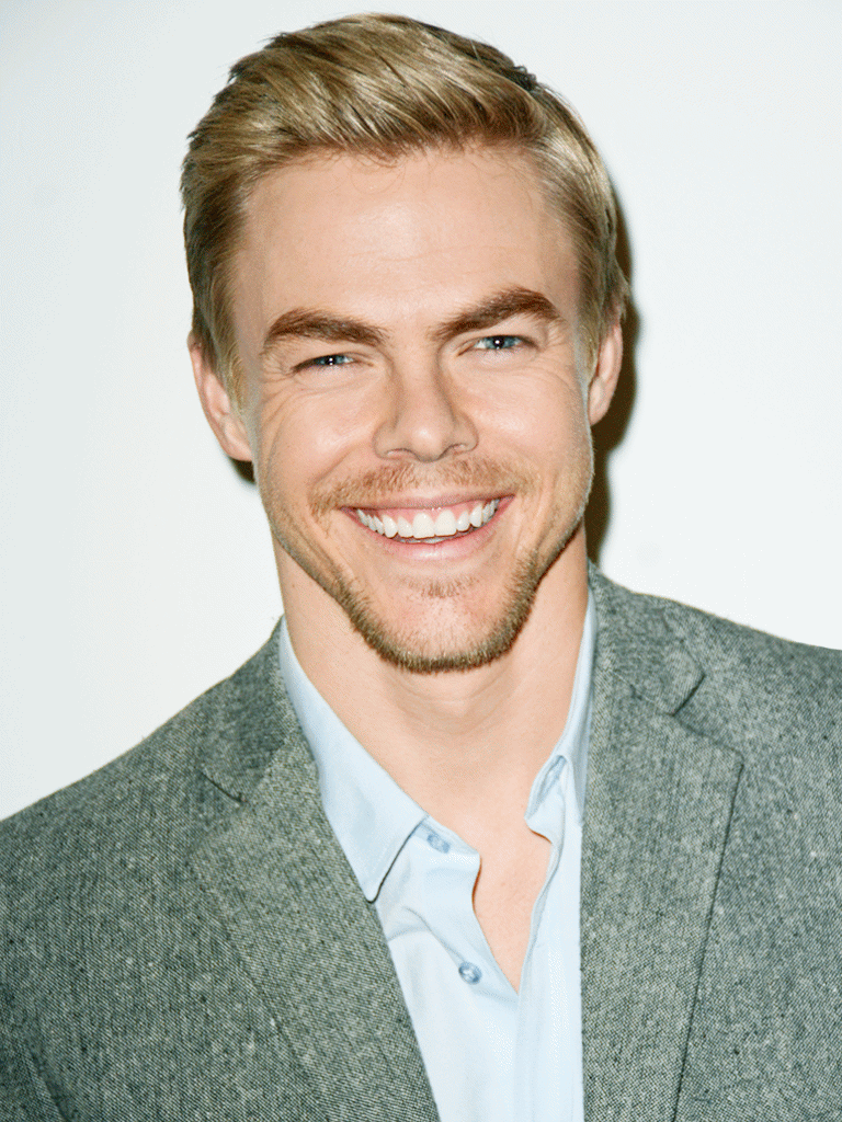 Derek Hough Professional Ballroom Dancer, Reality Cast Member