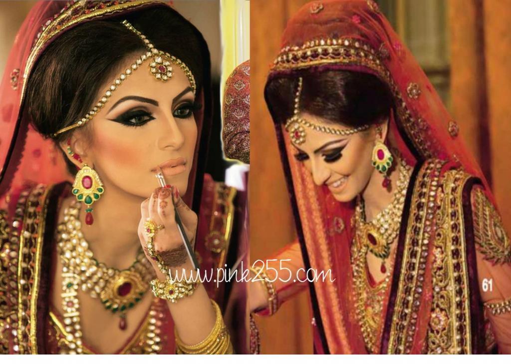 Desi Bride: Faryal Makhdoom