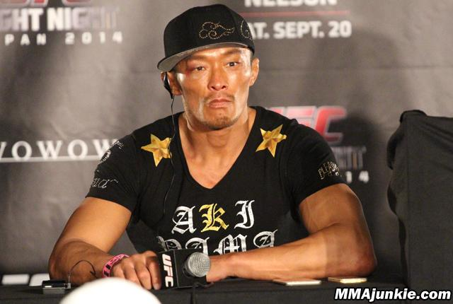 Despite Five Years Without A Victory, Yoshihiro Akiyama Never