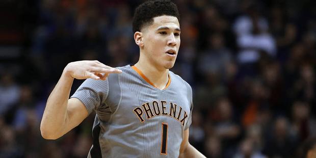 Devin Booker, Phoenix Savior?     NBA     The Sports Quotient