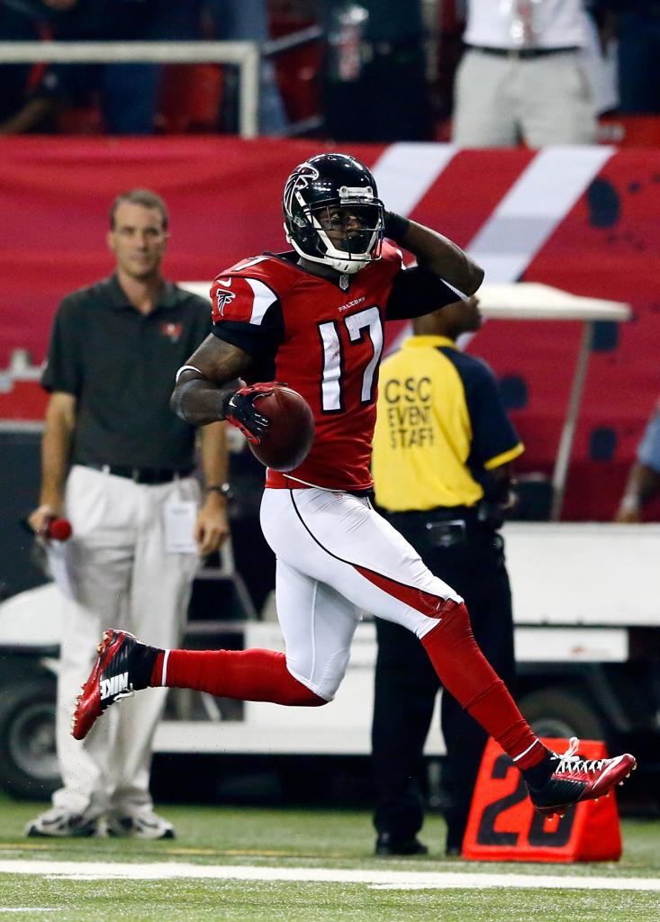 Devin Hester's High-stepping, Record-breaking Punt Return In 9