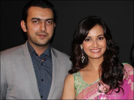 Dia Mirza And Sahil Sangha To Marry Early Next Year