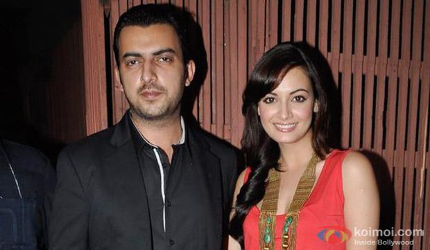 Dia Mirza Engaged To Beau Sahil Sangha   Koimoi