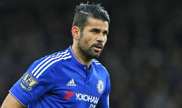 Diego Costa Breaks Nose During Chelsea Training   Football   Sport