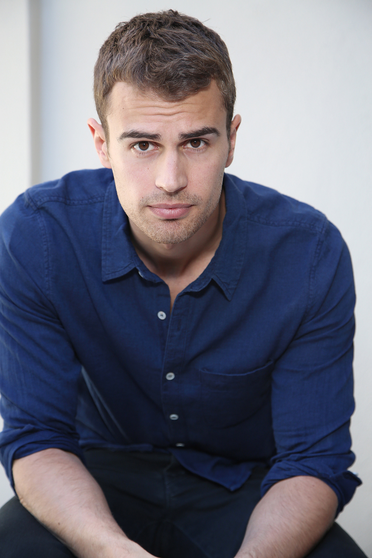 Divergent' Blu-ray: Theo James On Four's Brand Of Good-guy Heroism