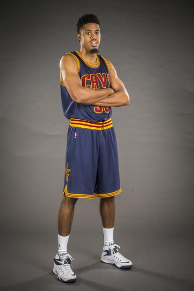 D.J. Stephens Photos Photos - Cleveland Cavaliers Media Day - Zimbio