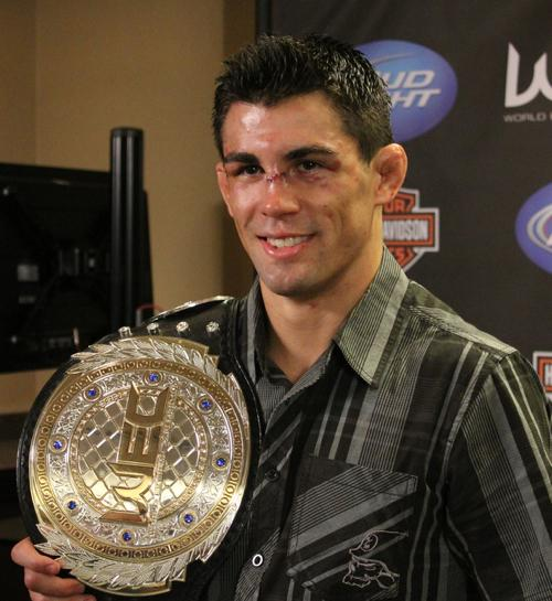 Dominick Cruz - Wikipedia