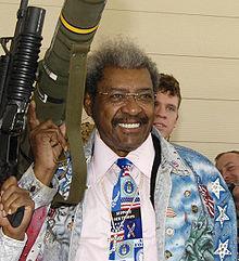 Don King (boxing Promoter) - Wikipedia