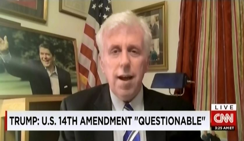 Donald Trump's Number One Lackey: Jeffrey Lord Is Poisoning Our
