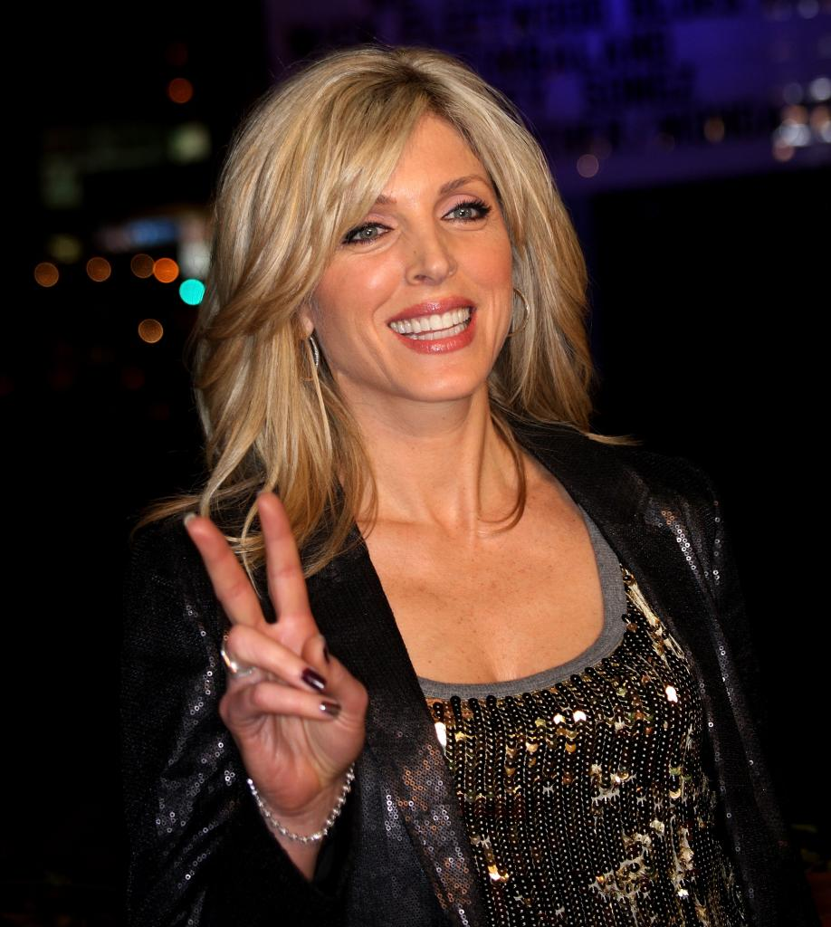 Donald Trump Ex, Georgia Native Marla Maples On 'Dancing With The