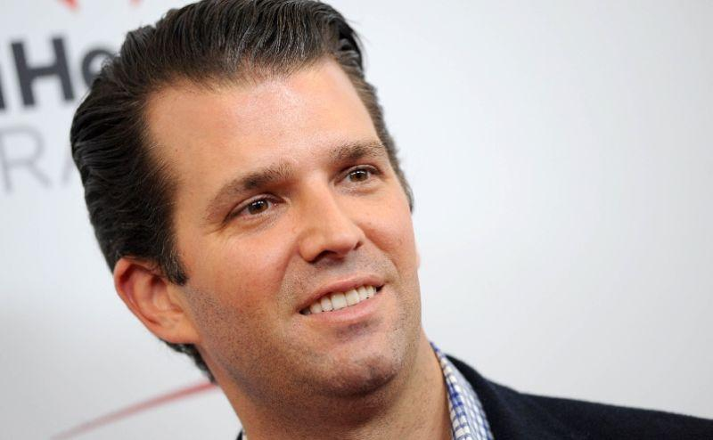 Donald Trump Jr. Says He Didn't Know White Supremacist Radio Host