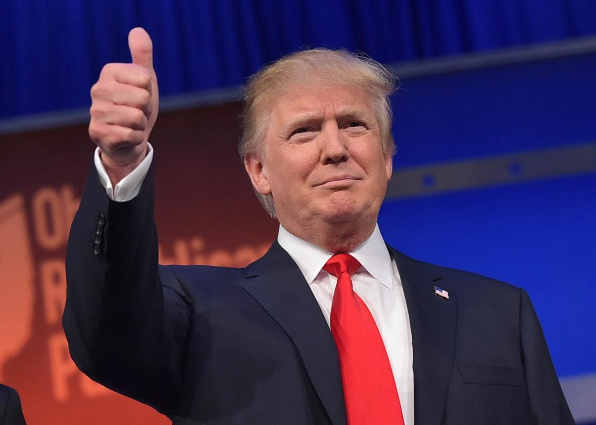 Donald Trump On Immigration: Build Border Fence, Make