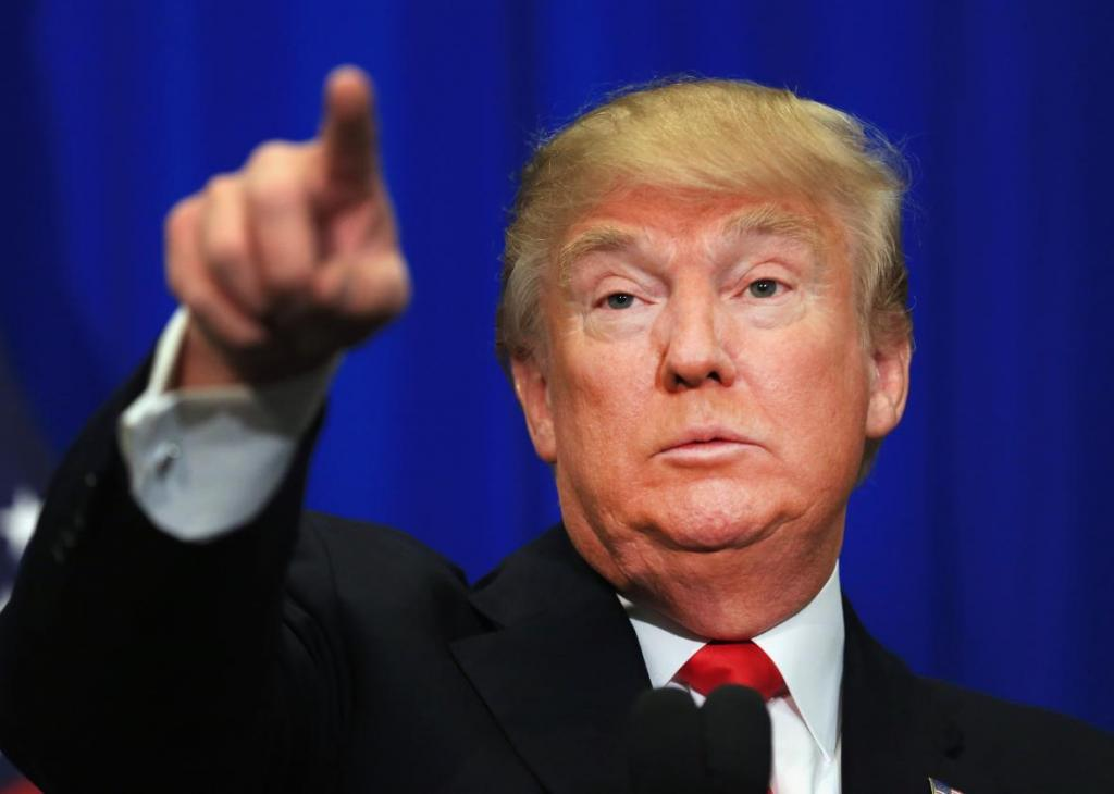 Donald Trump Vows To Curb Press Freedom Through Libel Laws.