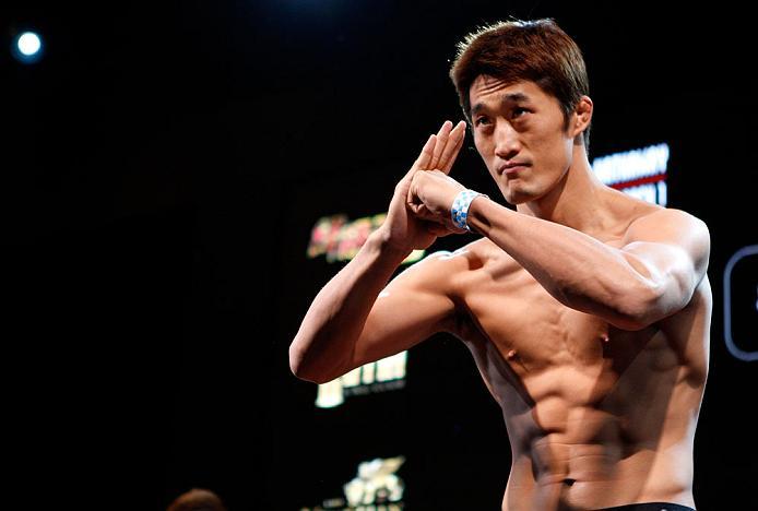 Dong Hyun Kim: The UFC's Most Wanted   UFC      - News