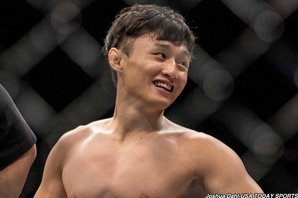 Doo Ho Choi Wants To Fight Cub Swanson     And Takes His Appeal