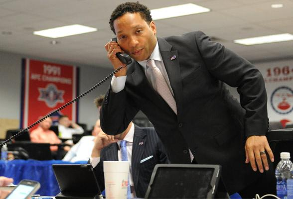 Doug Whaley, Savior Of The Buffalo Bills - Buffalo Bruises