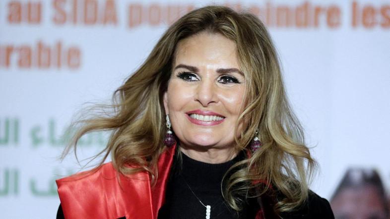Egyptian Actress Yousra Aims To Raise Mideast AIDS Awareness - Al
