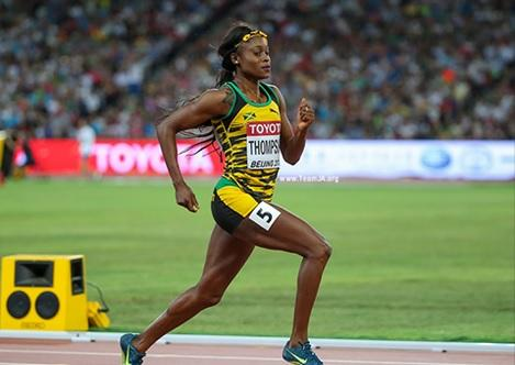 Elaine Thompson Equals National Record To Win 100m Title At Olympic