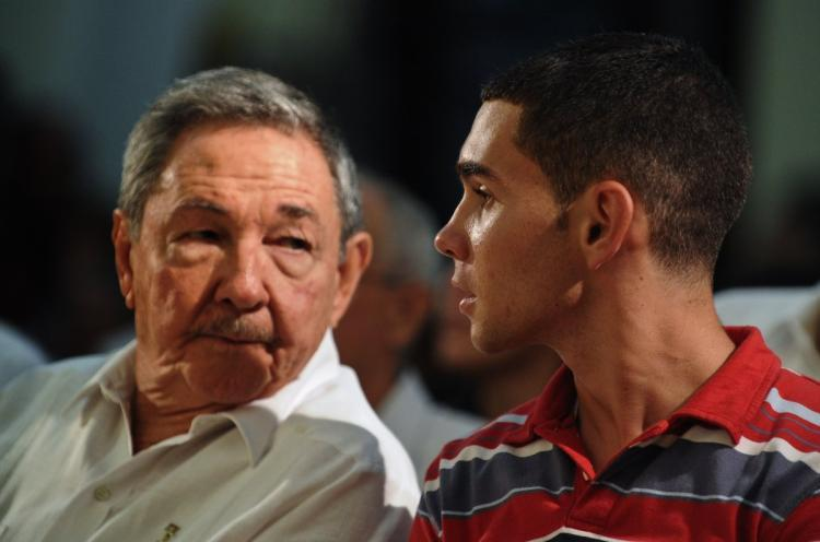 Elian Gonzalez: Fidel 'an Incredible Person,' Like A Father - NY