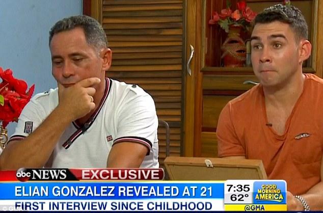 Elian Gonzalez Thanks The American People And Says He'd Love To