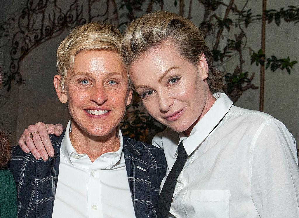 Ellen DeGeneres, Portia De Rossi Divorce: 'Finding Dory' Star