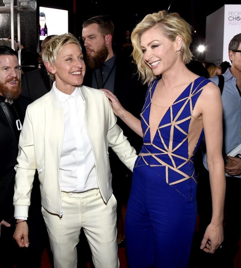 Ellen DeGeneres, Portia De Rossi News 2015: 'Scandal' Actress