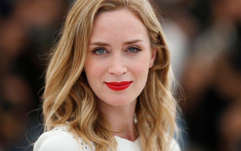 Emily Blunt On Becoming American, The 'Crazy' GOP Debate, And Her