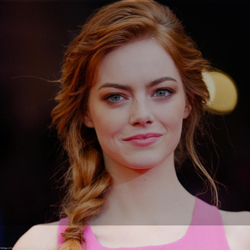 Emma Stone An American Actress   Sizzling Superstars