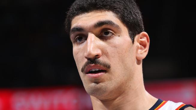 Enes Kanter Attempted The Worst Full-Court Shot In NBA History   STACK