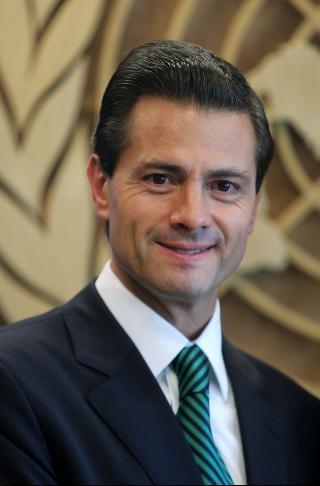 Enrique Pena Nieto   Un, Of And Presidents