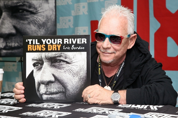 ERIC BURDON: 'TIL YOUR RIVER RUNS DRY Reviewed By BRADLEY MASON